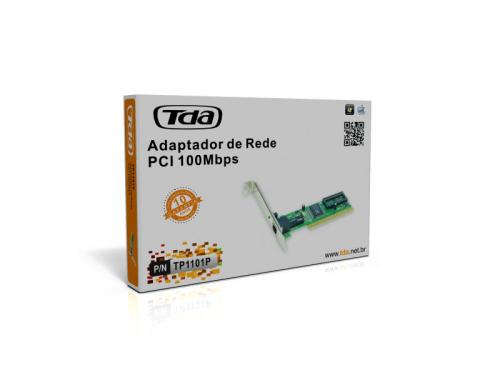 Placa de Rede PCI 10/100 Tenda