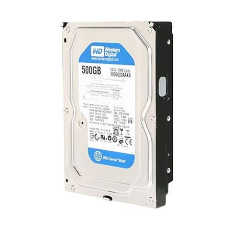 HD 500GB Blue Western Digital Sata III