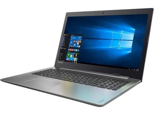 "Notebook Lenovo Ideapad 320-15IKB i5 8GB 1TB 15"" LED -  Windows 10 - Prata"