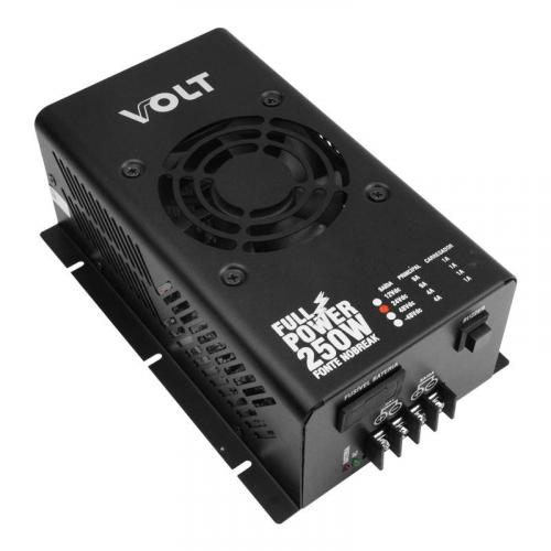 Fonte Nobreak Full Power 250W 24V / 10A - Volt