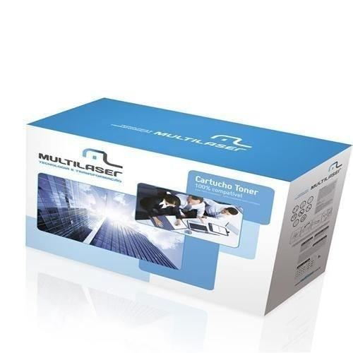 Toner Preto compativel P/ Brother TN1060 - CT106 Multilaser