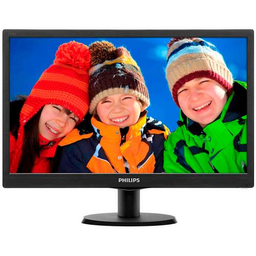 "Monitor 18.5"" LED 193V5LSB2 Philips"