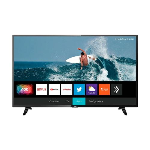 "Smart TV 32"" LED HD 32S5295 Wi-Fi HDMI AOC"