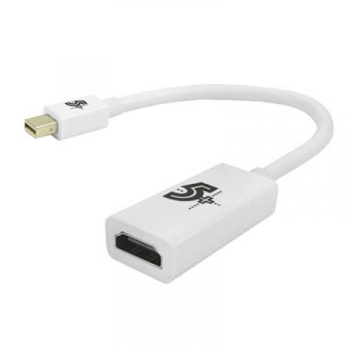 Cabo Conversor Mini Displayport / HDMI 5+
