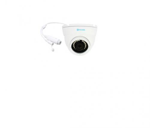 Camera IP Dome IR Metal 2.0MP 20M 3,6MM IP66 - Greatek