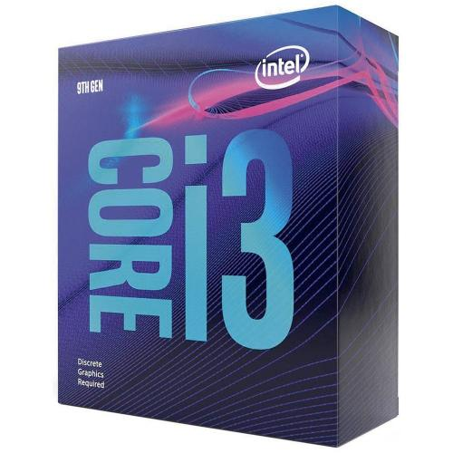 Processador Intel Core i3-9100F Coffee Lake, Cache 6MB, 3.6GHz, LGA 1151, Sem Vídeo - BX80684I39100F