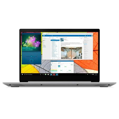 "Notebook Lenovo Core i3 4GB HD 1TB 15,6"" 81XM0002BR Prata Windows 10"